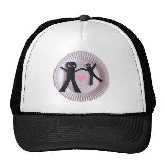 3 Year Old Art #2 Trucker Hat