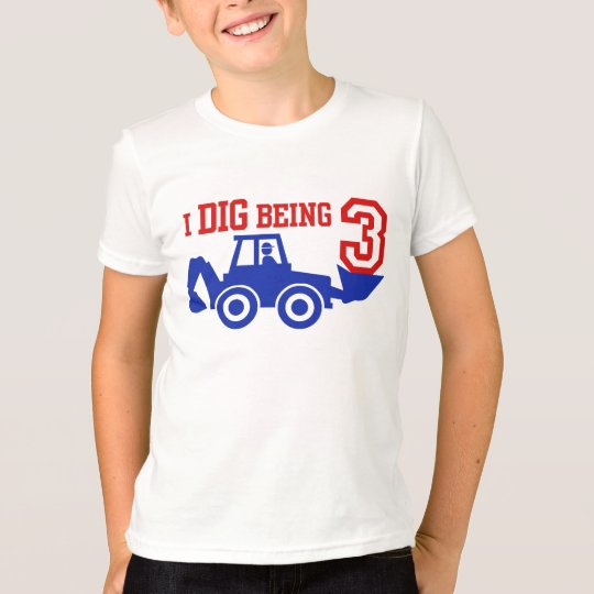 3 Year Old T-Shirt