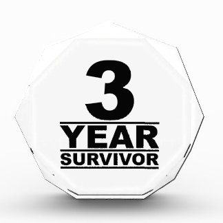 3 year survivor award