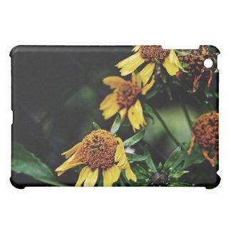 3 Yellow dead but beautiful flowers iPad Mini Covers