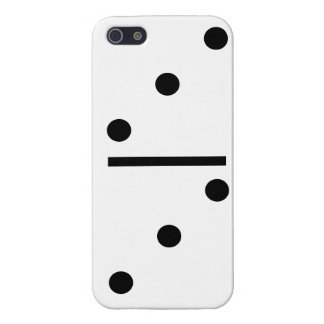 3and  Dominos Design case Case Savvy iPhone 5