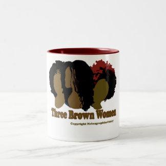 3bw2 Two-Tone coffee mug
