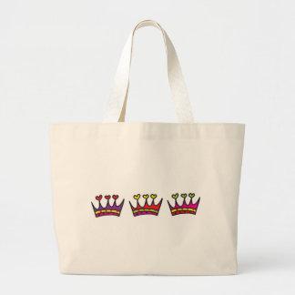 3crowns canvas bag