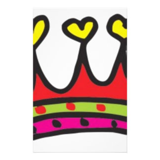 3crowns stationery