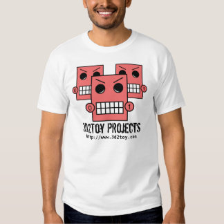 3D2Toy Projects Tee Shirt