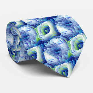 3D Abstract Art 17A-17B Options Neck Tie