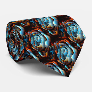 3D Abstract Art 20A-20B Options Neck Tie