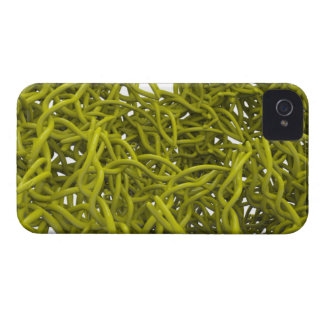 3D Abstract Experimental Oc12 Series #4 iPhone 4 Case-Mate Case