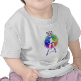 3D Anime Character Tee Shirts