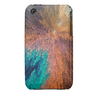 3D Art abstract iPhone 3 Cover