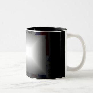 3D ART AS CREATEDBY HOPESGARDEN. COFFEE MUG