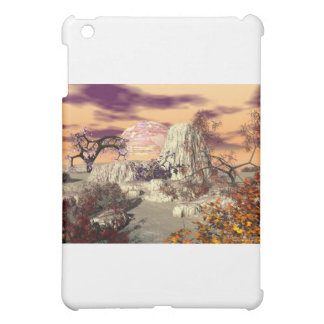 3d art basking beauties iPad mini cases