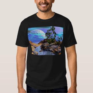3d art seeing is believing tee shirt