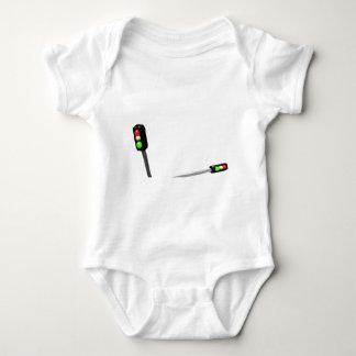 3d Art Traffic Light  Model T-shirt