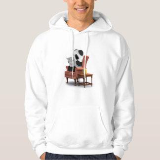 3d Baby Panda Chair Hoodie
