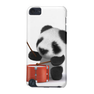 3d Baby Panda Drummer iPod Touch 5G Covers