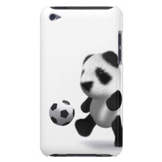 3d Baby Panda Football Case-Mate iPod Touch Case