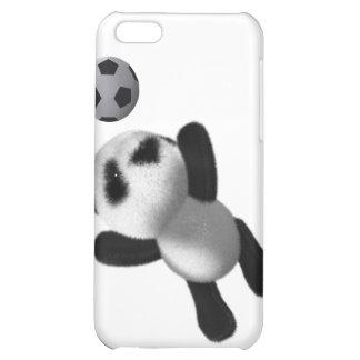 3d Baby Panda Goal Case For iPhone 5C