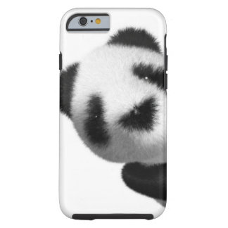 3d Baby Panda Peeps Tough iPhone 6 Case