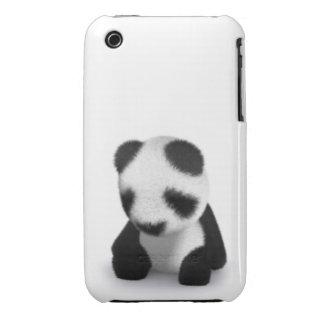 3d Baby Panda Sleepy Case-Mate iPhone 3 Case