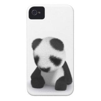3d Baby Panda Sleepy iPhone 4 Case-Mate Case
