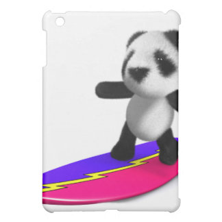 3d Baby Panda Surfing Cover For The iPad Mini