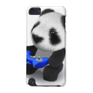 3d Baby Panda Videogamer iPod Touch 5G Case