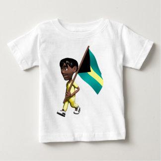 3D Bahamas Infant T-shirt