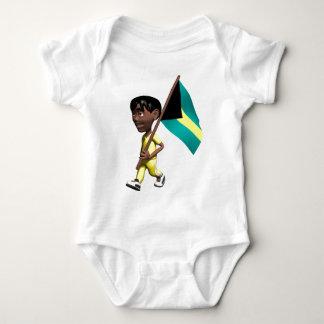 3D Bahamas T Shirt