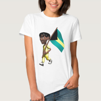 3D Bahamas Tee Shirt