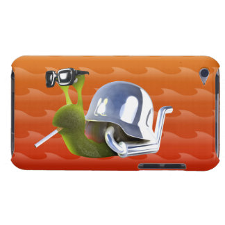 3d Biker Snail Hells Angel Barely There iPod Cover
