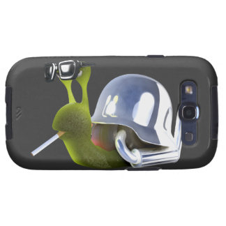 3d Biker Snail Hells Angel Samsung Galaxy S3 Cases