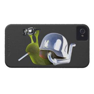 3d Biker Snail Hells Angel Case-Mate iPhone 4 Cases
