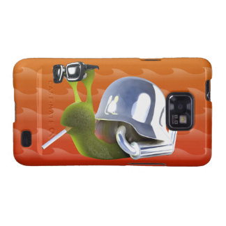 3d Biker Snail Hells Angel Samsung Galaxy SII Case