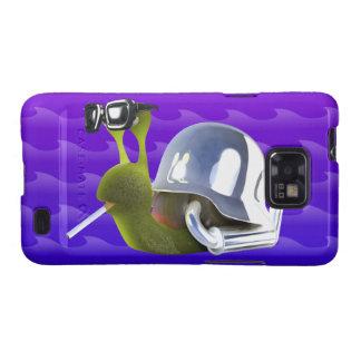 3d Biker Snail Hells Angel Samsung Galaxy SII Covers