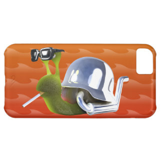3d Biker Snail Hells Angel iPhone 5C Case