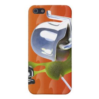 3d Biker Snail Hells Angel Case For iPhone 5