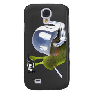 3d Biker Snail Hells Angel Samsung Galaxy S4 Case