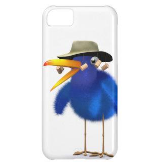 3d Blue Bird Australian iPhone 5C Covers