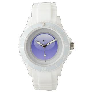 3D Blue Wristwatches