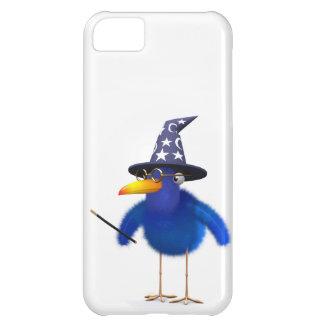 3d Bluebird Cute Wizard iPhone 5C Case