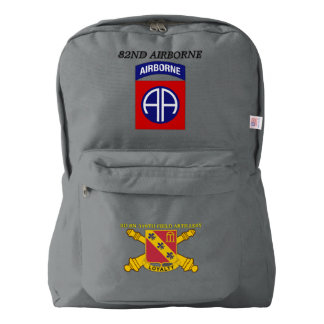 3D BN 319TH FIELD ARTILLERY 82ND AIRBORNE BACKPACK