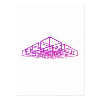 3D Boxes: Postcard