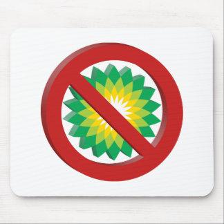 3D Boycott BP Mouse Pad