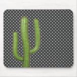3d Cactus Mouse Pad