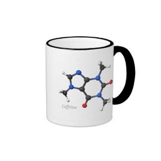 3D Caffeine Molecule Mug
