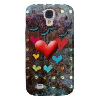 3d caja roja del corazón 3g Iphone