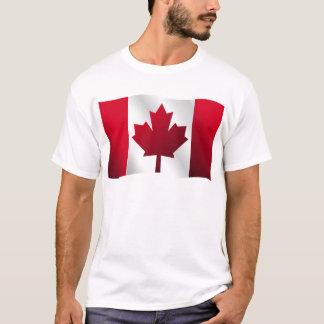 3D Canada Flag T-Shirt