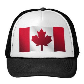 3D Canada Flag Trucker Hat