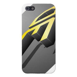 3D Case Savvy iPhone-5 Case